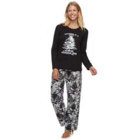 Women's Jammies For Your Families Camo Family Tee