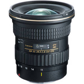 Tokina AT-X 11-20mm f/2.8 PRO DX Lens for Canon EF