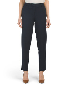 JONES NEW YORK SIGNATURE Slim Straight Leg Pants