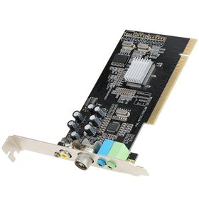 PCI Internal TV Tuner Card MPEG Video DVR Capture