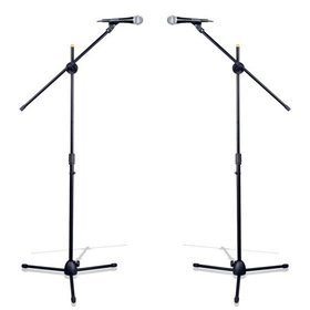 PYLE PMKSKT35 - Universal Tripod Microphone Stands