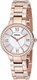 Fossil Virginia Three-Hand Watch