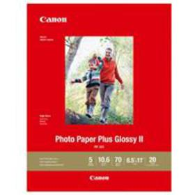 """Canon PP-301 Glossy Photo Paper (8.5x11""""), 20 Shee"""