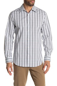 Perry Ellis Printed Sport Shirt