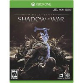 Middle-earth: Shadow of War Standard Edition - Xbo