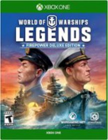 World of Warships: Legends Firepower Deluxe Editio