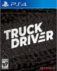 Truck Driver - PlayStation 4
