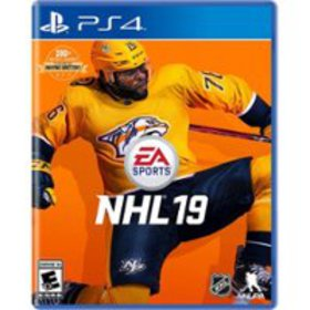NHL 19 Standard Edition - PlayStation 4