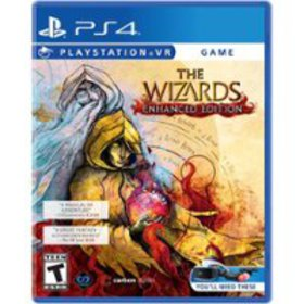 The Wizards Enhanced Edition - PlayStation 4