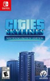 Cities: Skylines Nintendo Switch Edition - Nintend