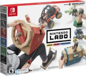 Labo Toy-Con: Vehicle Kit - Nintendo Switch