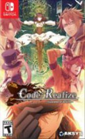 Code: Realize ~Guardian of Rebirth~ Collector's Ed