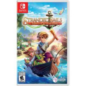 Stranded Sails: Explorers of the Cursed Islands -