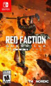 Red Faction Guerrilla Re-Mars-tered - Nintendo Swi