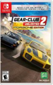 Gear.Club Unlimited 2 Porsche Edition - Nintendo S