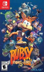 Bubsy: Paws on Fire! Standard Edition - Nintendo S