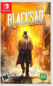 Blacksad: Under the Skin Limited Edition - Nintend