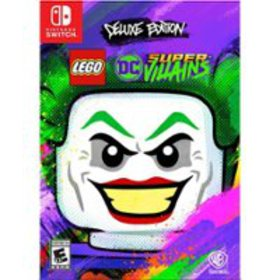LEGO DC Super-Villains Deluxe Edition - Nintendo S