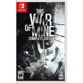 This War of Mine Complete Edition - Nintendo Switc