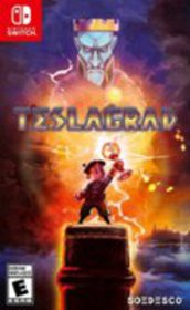 Teslagrad Standard Edition - Nintendo Switch