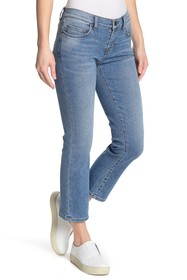 Current/Elliott The Scooped Ruby Crop Jeans