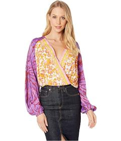 Free People Cruisin Together Printed