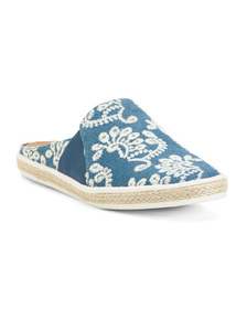 AEROSOLES Comfort Slide On Espadrilles