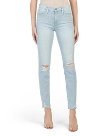 FRAME Made In Usa Le High Skinny Jeans