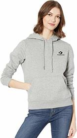 Converse Embroidered Fleece Pullover Hoodie