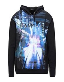 BALMAIN - Hooded sweatshirt