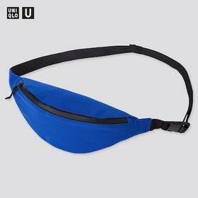 U Blocktech Fanny Pack, Blue, Medium