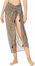 Tommy Bahama Desert Python Pareo Cover-Up