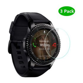 Samsung Gear S3 Tempered Glass Screen Protector 3