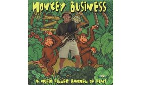 Melody House MH-D63 Monkey Business- CD