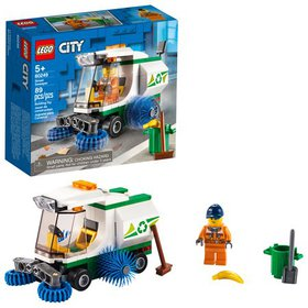 LEGO City Street Sweeper 60249 Construction Toy fo