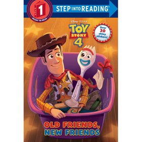 Old Friends, New Friends (Disney/Pixar Toy Story 4
