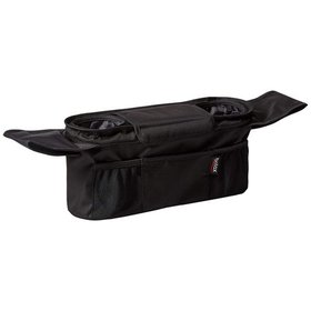 Stroller Organizer with Cup Holders, Black, Lightw