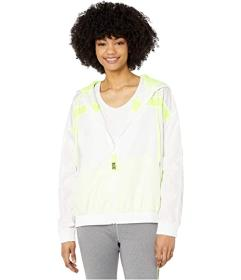 Bebe Sport Perforated Woven Jacket