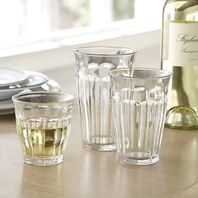 French Café Tumblers