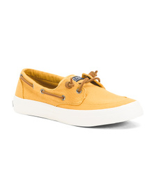 SPERRY Canvas Boat Shoes