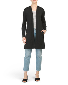 ELEVEN Slouchy Duster Cardigan