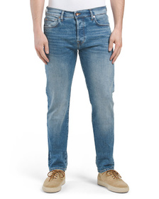 7 FOR ALL MANKIND Adrien Slim Tapered Denim Jeans
