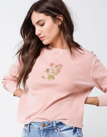 FULL TILT Flower Womens Thermal Tee_