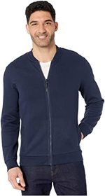 Dockers Smart 360 Flex Full Zip Knit Bomber Jacket