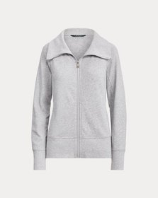 Ralph Lauren Cotton Full-Zip Jacket