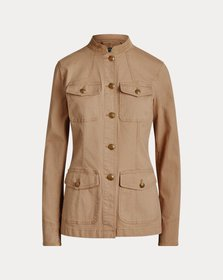 Ralph Lauren Cotton Canvas Jacket