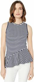 MICHAEL Michael Kors Mix Stripe Tank Top