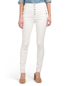 J BRAND Made In Usa Natasha Sky High Skinny Jeans