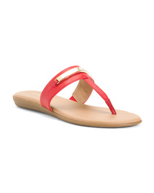 AEROSOLES Comfort Thong Slide Sandals
