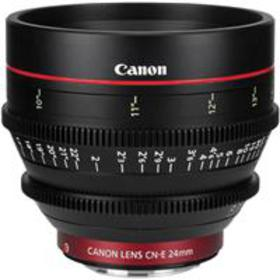 Canon Cinema Prime CN-E24mm T1.5 L F (EF Mount) Le